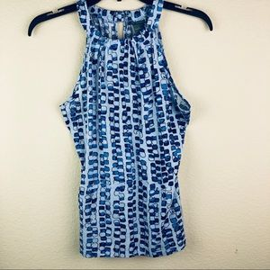 Ann Taylor Halter Sleeveless Top - Size Small